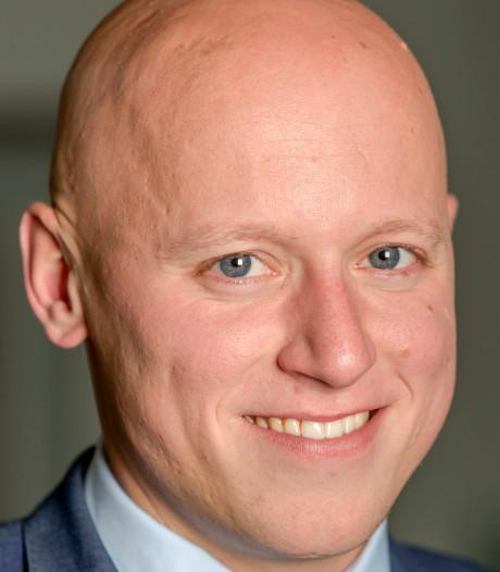 D66-Kamerlid Raemakers op bezoek in Goes
