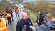 Premier Michel opent nieuwe spoorlijn Brussel-Denderleeuw