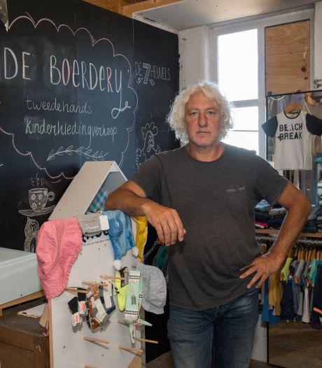 Mannenbolwerk op dagbesteding De Boerderij in Nunspeet krijgt er vrouwen bij door kledingverkoop