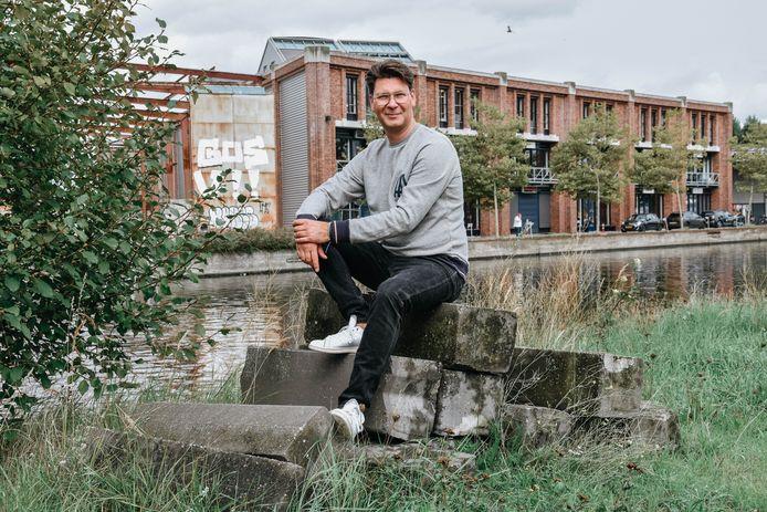 Merijn Everaarts richtte tien jaar geleden Dopper op.