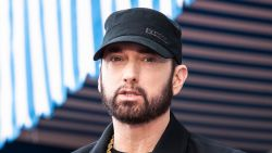 Eminem betrapt inbreker op heterdaad