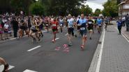 Deelnemers trotseren regen voor jaarlijks jogging