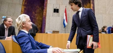 LIVE | Klaver en Wilders in de clinch over Dam-demonstratie