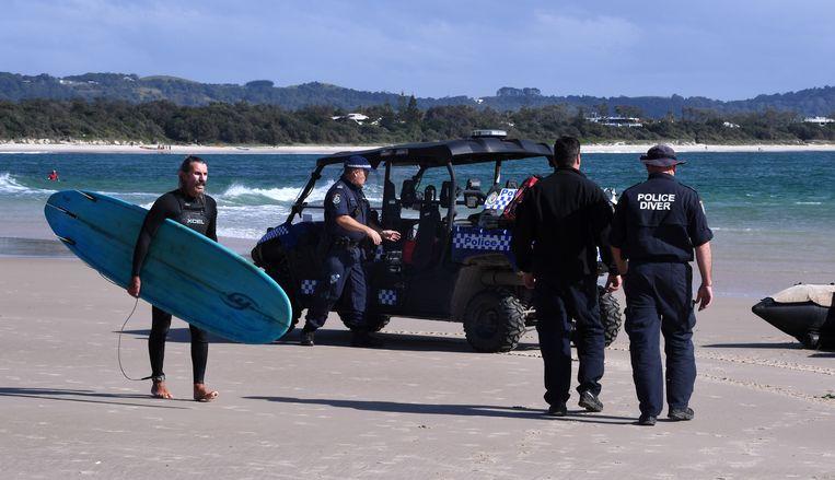 Politie maakt zich klaar om Théo Hayez te zoeken.