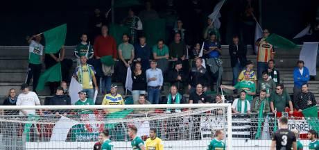 Supporters FC Dordrecht boos op gemeente: 'We zijn besodemieterd'