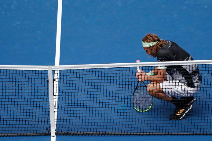 C'est historique! C'est la première fois dans l'ère Open que quatre des dix premières têtes de série du tableau masculin de l'US Open tombent dès le 1er tour.