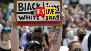 HLN LIVE. Washington maakt zich op voor grootste betoging tegen racisme en politiegeweld na dood van George Floyd