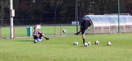 NEC-doelman Alblas terug op het veld