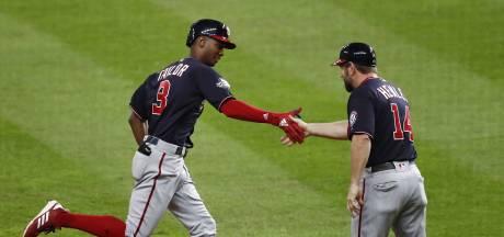 Nationals winnen ook tweede duel in Houston in World Series