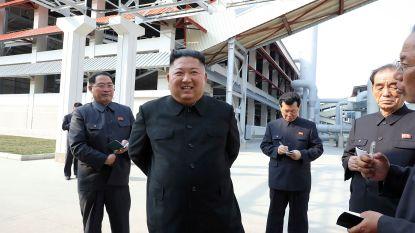 Kim Jong-un voor het eerst in weken weer gezien