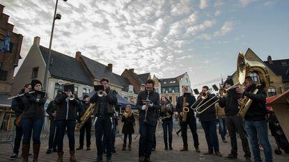 L&A Band sluit geslaagde 'Winter in Poperinge' af