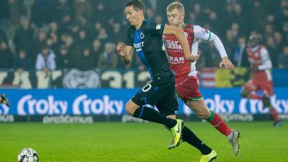LIVE. Club en Essevee rusten bij 0-0, Vanaken en Bruno kwamen het dichtst bij een doelpunt