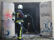 Binnenbrand in Vlissingen
