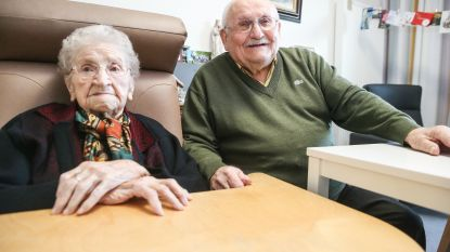 Alma (101), helft van het oudste koppel van Vlaanderen, overleden
