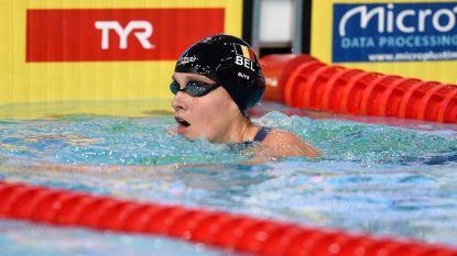 EK zwemmen. Op medaillejacht: Buys plaatst zich met derde tijd voor finale op 50m vlinderslag - Lecluyse sneuvelt in halve finales 50m schoolslag