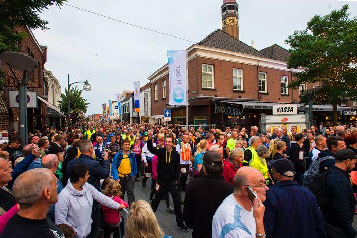 De 80 van de Langstraat brengt altijd veel volk op de been. De liefhebbers moeten nog ruim een jaar wachten op het evenement.