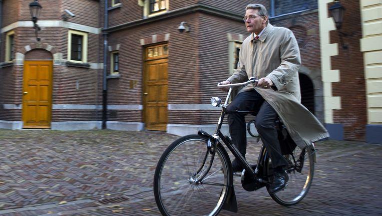Piet Hein Donner, vicevoorzitter van de Raad van State Beeld null