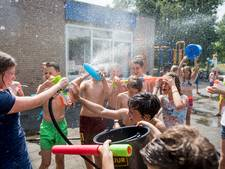 Hitte te lijf met waterpistool in Nijverdal