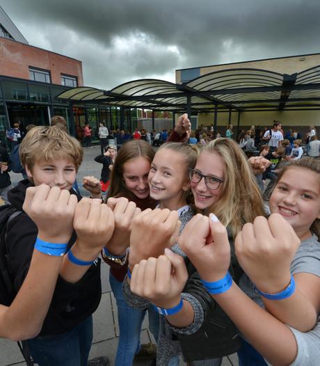 Een armbandje voor verdraagzaamheid in Culemborg