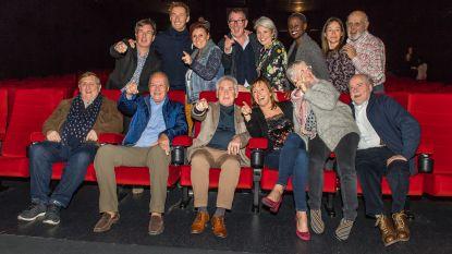 """'F.C. De Kampioenen'-cast: """"Dit is échte cinema: een grote, dure, spectaculaire, grappige film. Een film!"""""""