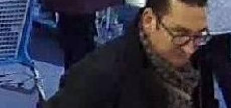 Politie zoekt dief van dure fles champagne