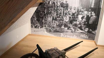 Herbeleef de wederopbouw van Diksmuide na WO I, met commissaris en herbergier van toen als gidsen
