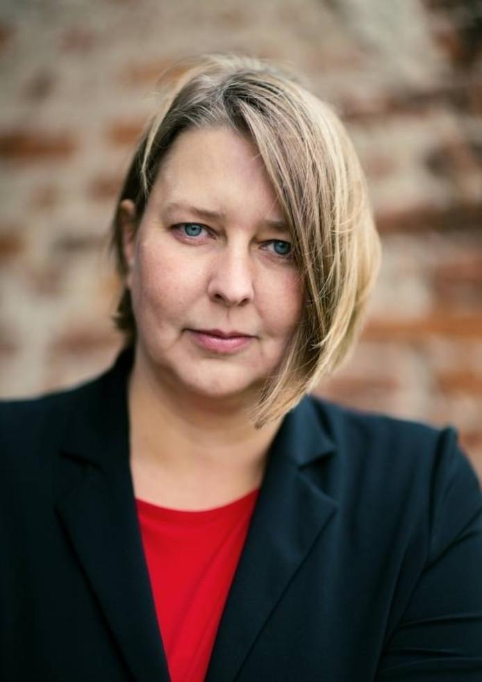 Schrijfster Suzanne Wouda