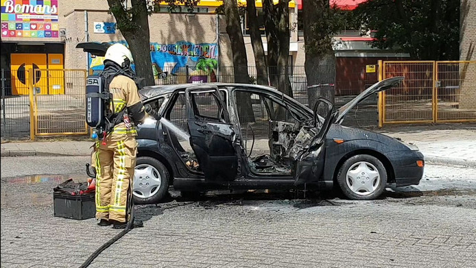 Autobrand Enschede
