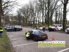 Twintig snelheidsduivels op Bredaseweg in Oosterhout beboet