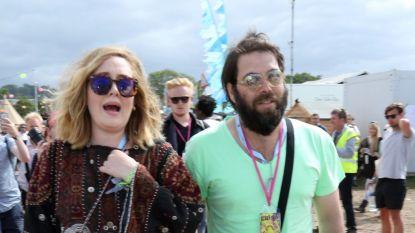 Adele en echtgenoot uit elkaar