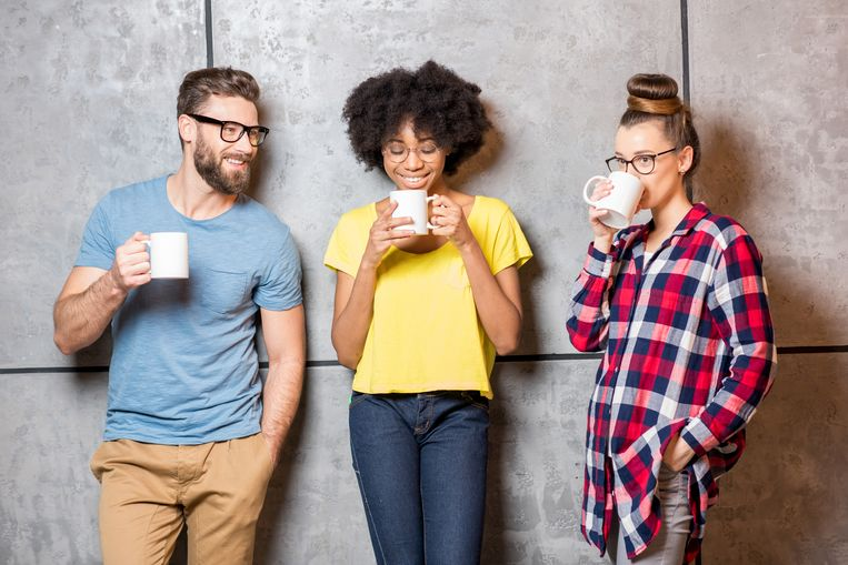 Bijna twee op de drie Belgische werkgevers geloven dat regelmatige breaks het werkgeluk maximaliseren.