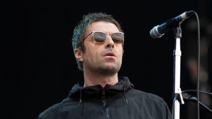 Liam Gallagher stelt concert in Vorst Nationaal uit