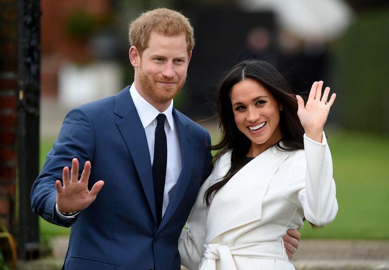 Prins Harry en zijn echtgenote Meghan Markle verwachten hun eerste kindje.