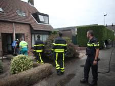 Twee tieners gewond bij woningbrand in Dongen