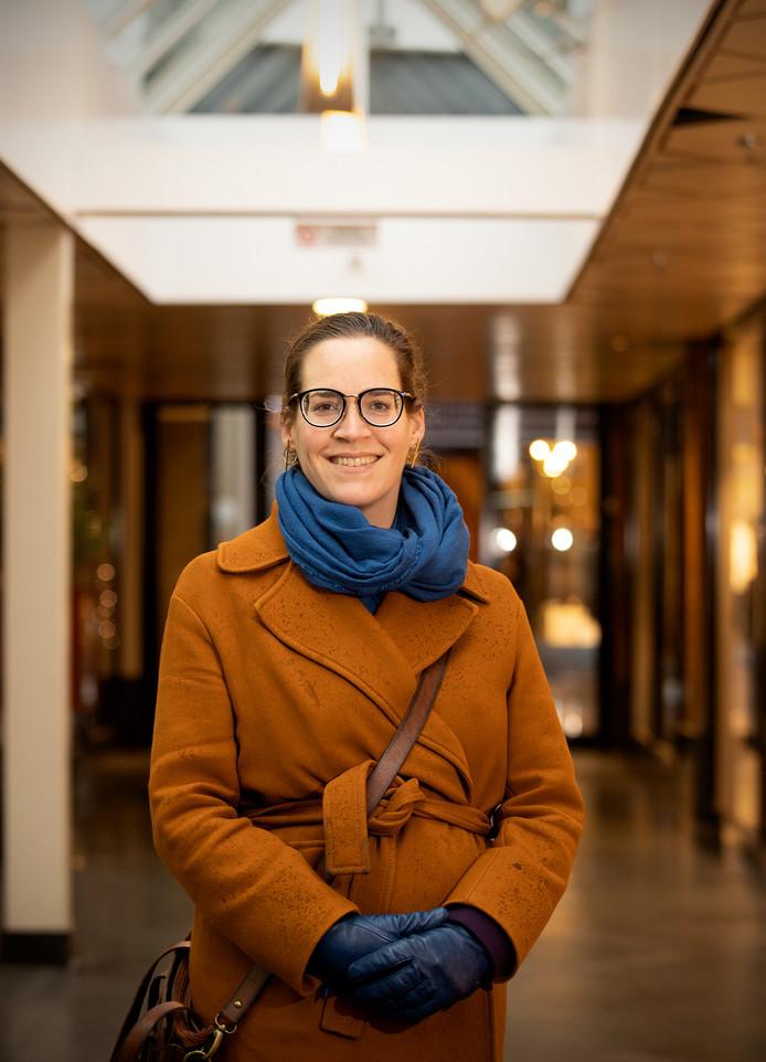 """Renée Jaarsma. ,,Ons huis in Arnhem is niet handig voor kinderen."""""""