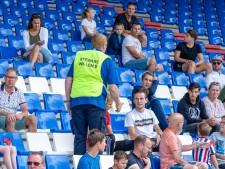 Comeback Willem II voor duizend fans