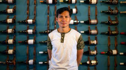 """Tawat verwezenlijkt droom en opent eigen wijnbar: """"Door corona langer moeten wachten maar ontzettend blij dat ik open kan doen"""""""