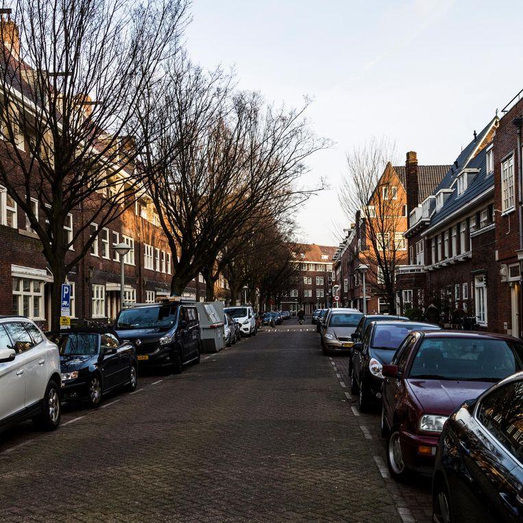 Jan van Eijckstraat Beeld Van Nerum Tammy