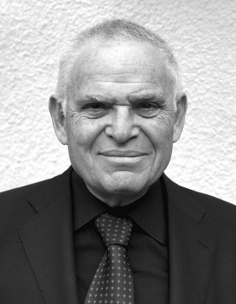 Edward Luttwak. Beeld Wikipedia / Creative Commons