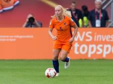 Oranje Leeuwinnen moeten ex-PSV'er Van Es missen tegen Slowakije