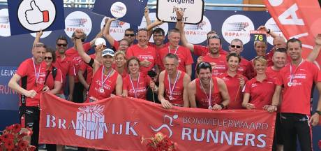 Brandwijk Bommelerwaard Runners weer in top 3 Roparun