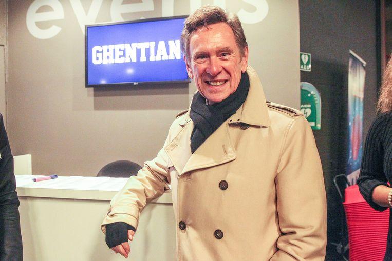 Ook Koen Crucke was van de partij op de première van Ghentian.