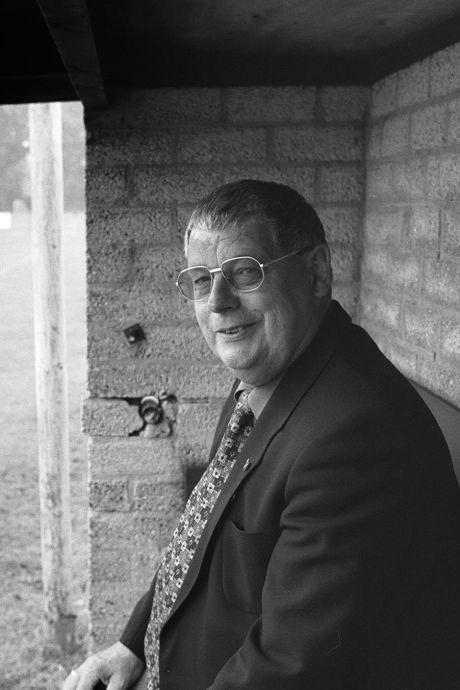 Henk Driessen (1932-2020): Een leven lang blauw en wit