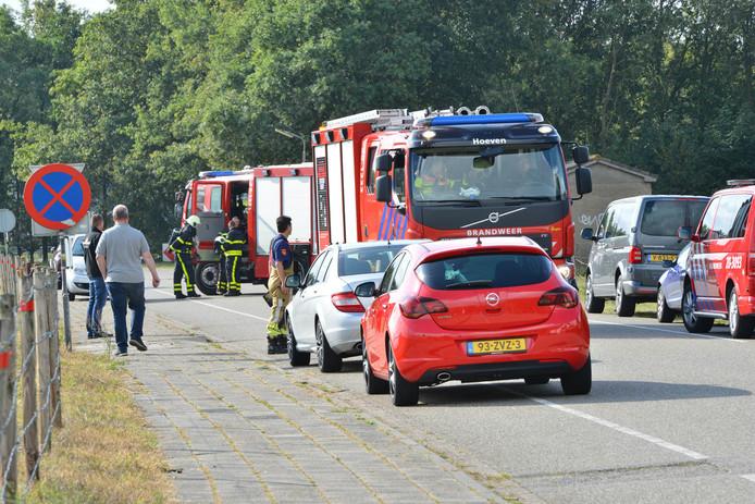 Ongeval met vliegtuig Breda International Airport