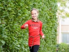 Pleun (8) uit Stiphout is een doorzettertje met epilepsie