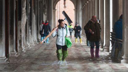"""""""Lege straten, aardedonker en dode ratten: overstroomd Venetië voelt apocalyptisch aan"""""""