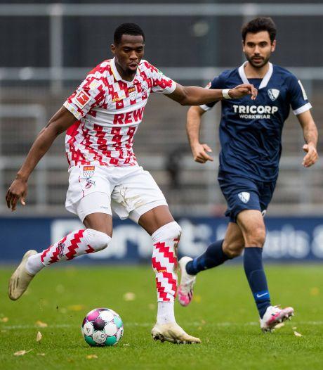 Kingsley Ehizibue staat bij 1.FC Köln op de rand van de uitgang
