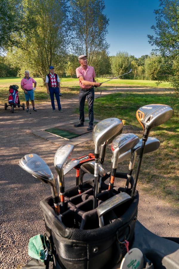De huidige golfbaan  verliest zijn functie en wordt opgeschoven richting Maliskamp.