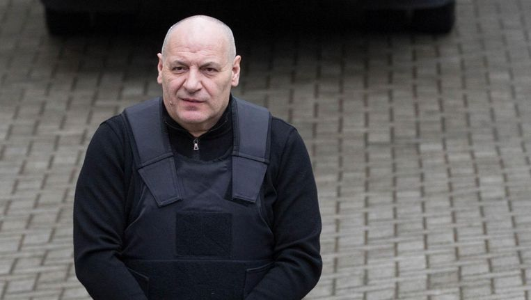 Beklaagde Martino T, wordt ook verdacht van de moord op Silvio Aquino.