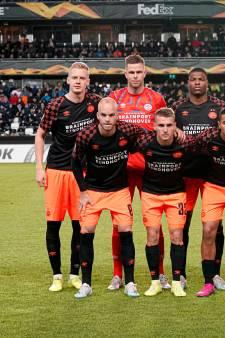 Hendrix en Ihattaren terug bij training van PSV